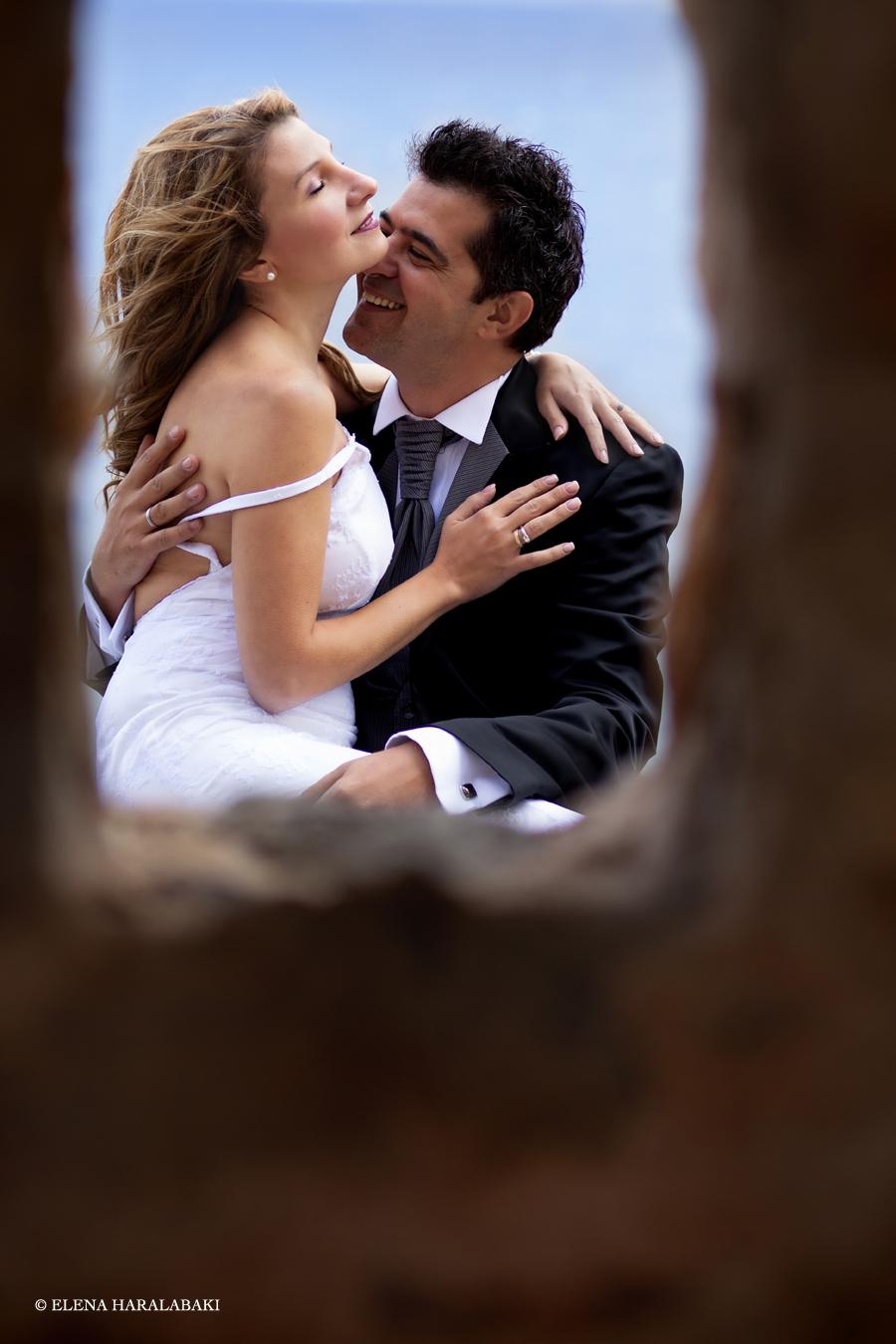 φωτογραφια γαμου Μονεμβασια
