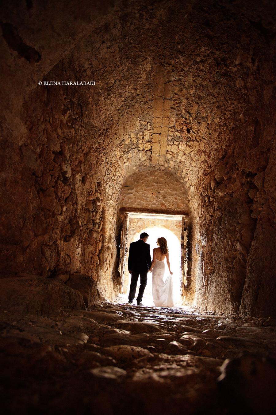 φωτογραφος γαμου Μονεμβασια